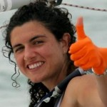 Paloma Schmidt se prepara para el sudamericano de Paracas