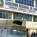 Detectaron equipo de chuponeo en oficinas del Gore Lima- Canete en linea