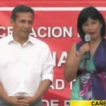 Ollanta y Alcaldesa Pacaran