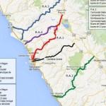 Huaico en Chosica Conoce las rutas alternas para llegar a la sierra central Peruenlinea.pe