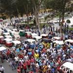 Ica mototaxistas protestan por ordenanza municipal Caneteenlinea.com