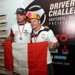 Drivers Challenge  Hart Fuchs Dasso y Piquet destacaron Caneteenlinea.com
