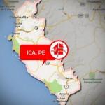 Ica sismo de 4.1 grados remece la ciudad de Pisco Caneteenlinea.com