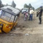 Serenazgo y PNP encontraron una mototaxi desmantelada en San Vicente  cañete