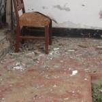 Ica desconocidos detonan explosivos en dos viviendas  Caneteenlinea.com