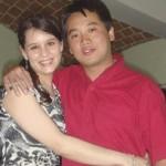 Sandra Sifuentes y Taki Lau, una historia de amor con un terrible final Caneteenlinea.com