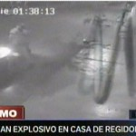 Nasca  extorsionadores detonaron explosivo en casa de regidor  caneteenlinea.com