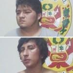 Capturan  dos mototaxistas que asaltaron y golpearon a una mujer en Huacho