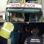 Chilca e Ica cinco fallecidos en fatal racha de accidentes