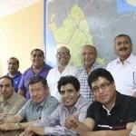 Unen esfuerzos por progreso de zona norte de provincia de Yauyos.
