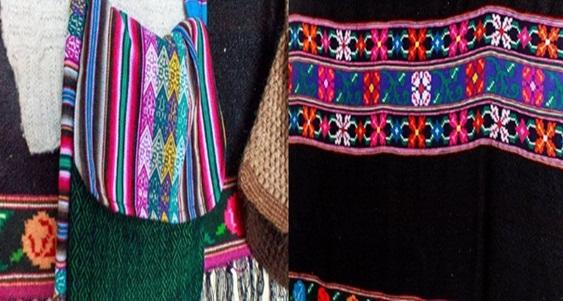 Tejedoras de Yauyos son creadoras del progreso de su pueblo.