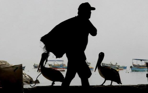 Cierran puertos y caletas en Pisco por vientos de hasta 37 km por hora