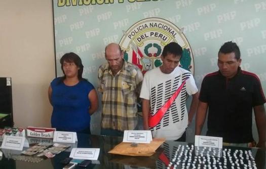 Caen micromercializadores de drogas en imperial
