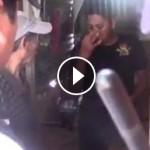 San Vicente Serenazgo y PNP arrestaron a presunto delincuente