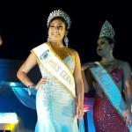Alejandra Ocharan fue elegida Miss Cerro Azul 2017