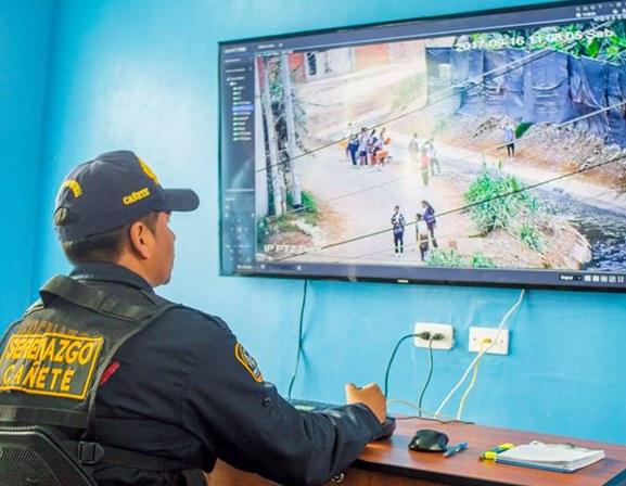 San Vicente ya cuenta con nuevo sistema de video vigilancia