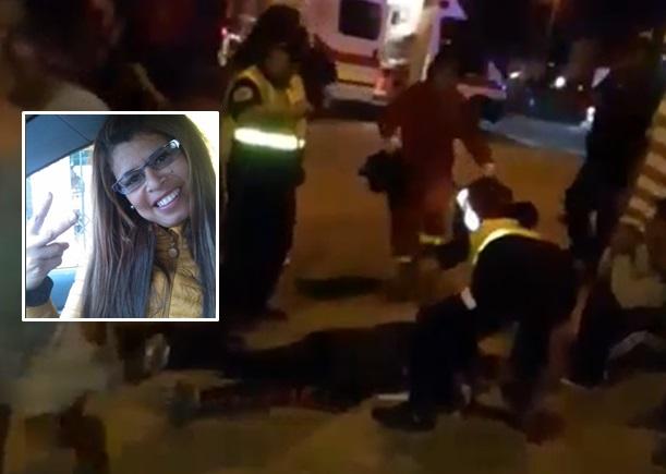 Mujer fue asesinada de varios disparos en Huaral