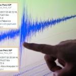 En Ica y Arequipa se registraron dos sismos de regular intensidad