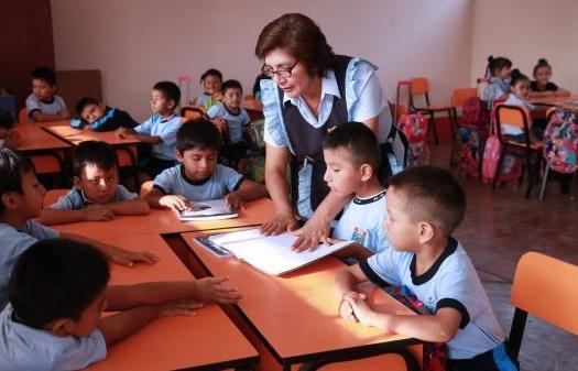 Gobierno declara aumento de sueldo para profesores en el 2019